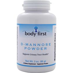 BODY FIRST D-Mannose Powder 3 oz
