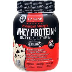 SIX STAR PRO NUTRITION Professional Strength Whey Protein Cookies & Cream 2 lbs