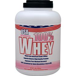 CNP PROFESSIONAL USA 100% Whey Strawberry 5 lbs