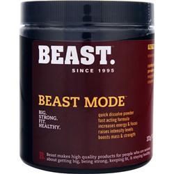 BEAST SPORTS NUTRITION Beast Mode Fruit Punch 373 gr
