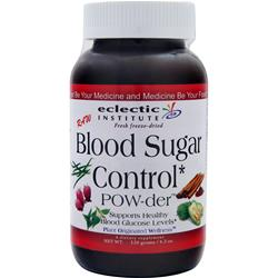 ECLECTIC INSTITUTE Fresh freeze-dried Blood Sugar Control POW-der 120 grams
