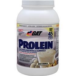 GAT Prolein Rich Vanilla 2.64 lbs