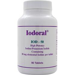 Optimox Iodoral (IOD - 50) 90 tabs