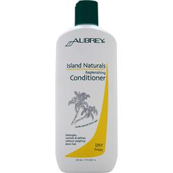 AUBREY Island Naturals Replenishing Conditioner DRY Frizzy 11 fl.oz