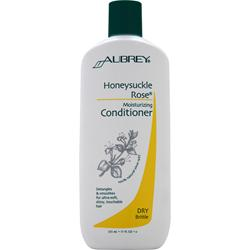 AUBREY Honeysuckle Rose Moisturizing Conditioner DRY Brittle 11 fl.oz