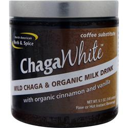 NORTH AMERICAN HERB & SPICE Chaga White 5.1 oz