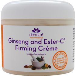 Derma-E Ginseng and Ester-C Firming Creme =*DSICO 4 oz