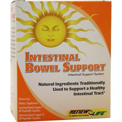 RENEW LIFE Intestinal Bowel Support 1 kit