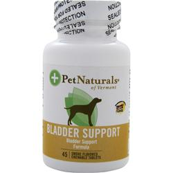 PET NATURALS OF VERMONT Bladder Support For Dogs 45 tabs
