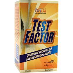 Molecular Nutrition Test Factor 120 caps