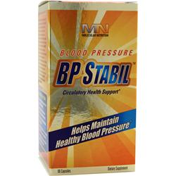 MOLECULAR NUTRITION BP Stabil Circulatory Health Support 90 caps