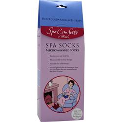 DREAMTIME Spa Socks - Microwavable Socks S-M 2 unit