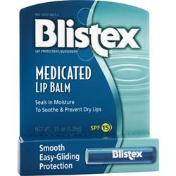 Blistex Medicated Lip Balm .15 oz