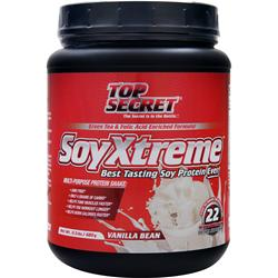 TOP SECRET NUTRITION SoyXtreme Vanilla Bean 1.5 lbs