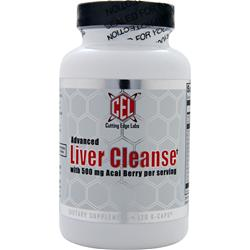 Cutting Edge Labs Advanced Liver Cleanse 120 kcaps