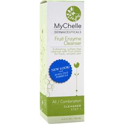 MYCHELLE DERMACEUTICALS Fruit Enzyme Cleanser 4.4 fl.oz