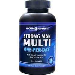 BODYSTRONG Strong Man Multi - One-Per-Day 360 tabs