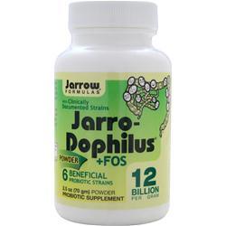 JARROW Jarro-Dophilus + FOS 2.5 oz