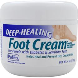 Pedifix Deep-Healing Foot Cream 4 oz
