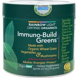 RAINBOW LIGHT Certified Organics - Immuno-Build Greens Powder 4.7 oz