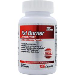 Top Secret Nutrition Fat Burner Jitter Free 120 caps
