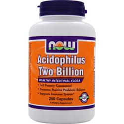 NOW Acidophilus Two Billion 250 caps