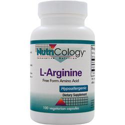 NUTRICOLOGY L-Arginine 100 vcaps