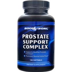 BODYSTRONG Prostate Support Complex 180 sgels