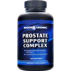 BodyStrong Prostate Support Complex 360 sgels