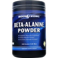 BodyStrong Beta-Alanine Powder 500 grams