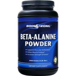 BodyStrong Beta-Alanine Powder 2000 grams