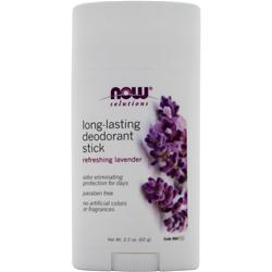 Now Long-Lasting Deodorant Stick 2.2 oz