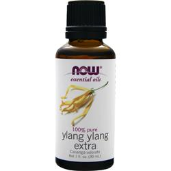 Now Ylang Ylang Extra Oil - 100% Pure 1 fl.oz