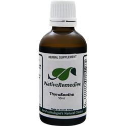 Native Remedies ThyroSoothe 50 mL