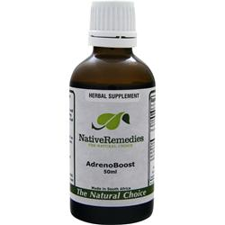 NATIVE REMEDIES AdrenoBoost 50 mL