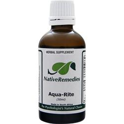 NATIVE REMEDIES Aqua-Rite 50 mL