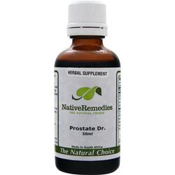 Native Remedies Prostate Dr. 50 mL