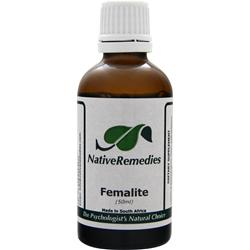 NATIVE REMEDIES Femalite 50 mL
