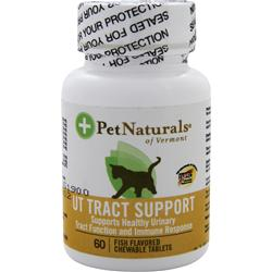 PET NATURALS OF VERMONT UT Urinary Tract Support For Cats 60 tabs