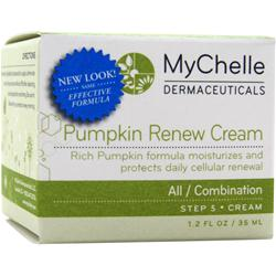 MYCHELLE DERMACEUTICALS Pumpkin Renew Cream 1.2 fl.oz