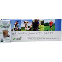 ORGAIN Orgain RTD Iced Cafe Mocha 12 cans