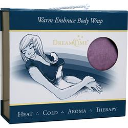 DREAMTIME Warm Embrace Body Wrap Lavender-Colored Velvet 1 unit