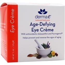 DERMA-E Age-Defying Eye Creme .5 oz