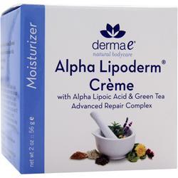 Derma-E Alpha Lipoderm Creme 2 oz