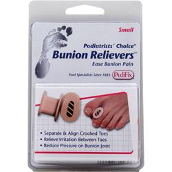 Pedifix Podiatrists' Choice - Bunion Relievers Small 2 unit