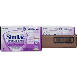 Similac Special Care Premature Infant Formula with Iron 48 bttls
