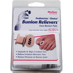 Pedifix Podiatrists' Choice - Bunion Relievers Medium 2 unit