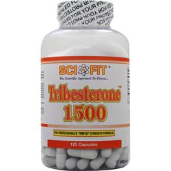 SCI-FIT Tribesterone 1500 120 caps