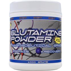 SCI-FIT Glutamine Powder (100% Pure) 1000 grams