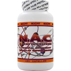SCI-FIT N.A.C. - N-Acetyl Cysteine (500mg) 120 caps